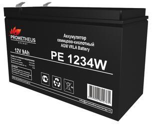Аккумуляторная батарея Prometheus energy PE 1234W 9Ah 12V AGM
