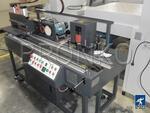 Станок для золочения обреза блоков (полировка и припрессовка) QD-100 New