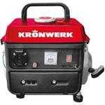Генератор бензиновый LK-950, 0,8 кВт, 230 В, 2-х тактный двигатель, 4 л, ручной стартер Kronwerk