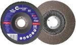 Круг лепестковый торцевой Cutop Profi (96 лепестков) 150 х 22,2 мм, Р60