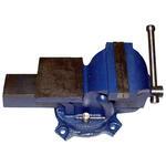 """Тиски Слесарные 250 мм (10"""") поворотные усиленные с наковальней (LT89010) """"CNIC"""" (упакованы по 1шт.)"""
