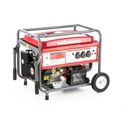 Генератор бензиновый LK 7500E, 6,5 кВт, 230 В, бак 25 л, электростартер Kronwerk