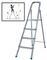 Лестница-стремянка стальная, 5 ступеней, вес 5,5 кг