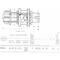Головка резьбонарезная РНГВ-4МК для внутренней резьбы М 68-80мм с шагом 1-3мм