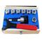 """Патрон Цанговый с хвостовиком R8 (7/16""""- 20UNF) с набором цанг ER40 из  7шт (6-25мм) """"CNIC"""""""