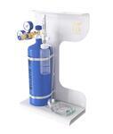 Кислородный ингалятор CADUCEUS (кислородный баллон с маской для дыхания) Кислородный ингалятор CADUCEUS
