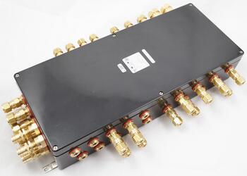 Взрывозащищенные  клеммные коробки 1Ex e IIC/IIА/IIВ T6…T4 Gb  серии ТМ полиэстер