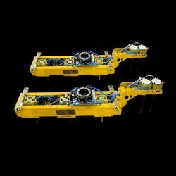 Robot main body core core taking fixture