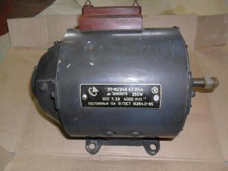 Электродвигатель ЭП-110/245