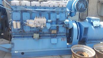 Продам Дизель-генераторы Шкода-160 кВт, АвК-150 кВт, SACM-2200 кВт, Шкода 6-27,5 А4S-735 кВт, 6ДГОМЗ 1500 КвТ