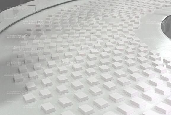 Комплексная автоматизированная линия производства суфле