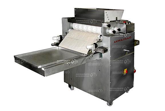 Ротационная формующая машина для производства сахарного печенья АК-0910/0911