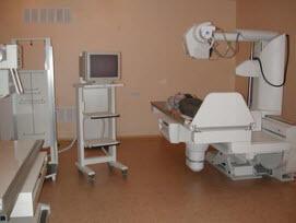 Оборудование для общей рентгенологии