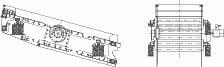 Грохота инерционные легкие типа ГИЛ, ГВ