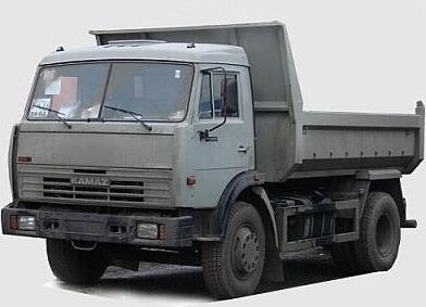 Самосвал КАМАЗ-43255 (4х2)