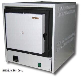 Муфельная электропечь-SNOL 8,2/1100 L