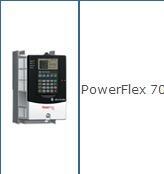 Преобразователи частоты PowerFlex 70