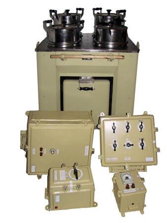 Плиты камбузные электрические ПКЭ-50