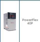 Электроприводы переменного тока PowerFlex 40Р низковольтные