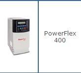 Электроприводы переменного тока PowerFlex 400 низковольтные