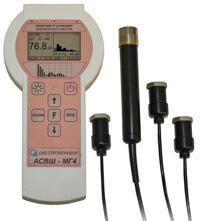 Шумомер - анализатор спектра - виброметр АСВШ-МГ4