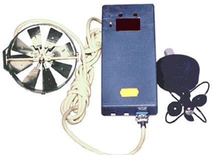 Анемометр АП-1(электронный с 2-мя датчиками)