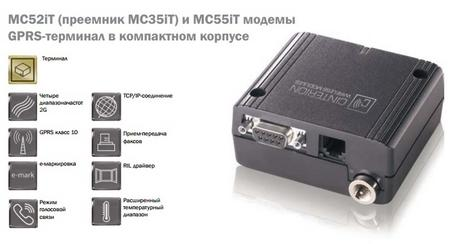 Терминал MC52iT Cinterion