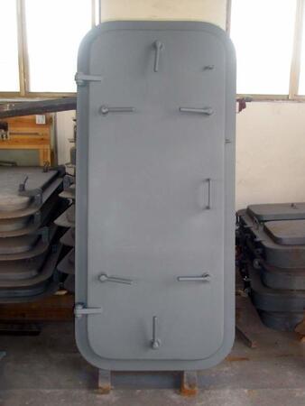Двери судовые стальные водогазонепроницаемые типа II-R(L)-Ст-НхВхS-И-Р-АВ