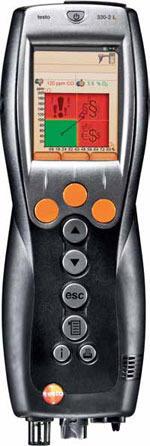 Газоанализаторы портативные Testo 330-1 LL