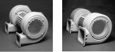 Центробежные вентиляторы низкого давления Elektror Cерия ND (сдвоенные)