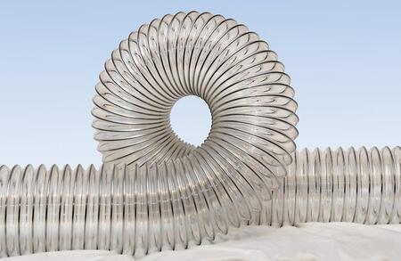Полиуретановый воздуховод PU-0.5 (PUR, PU-500, P5 PU, PUR-TEK, LPU, Впу/SP) 160 мм