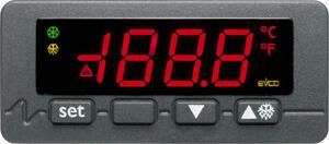Контроллер управления холодильными машинами EVKB33N7VCXS  Аналог ID-974