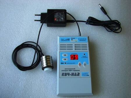 Аппарат КВЧ-терапии КВЧ-НД2 с тремя излучателями