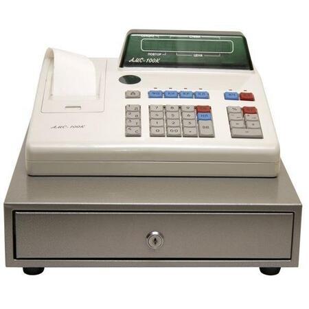 Чекопечатающая машина АМС-100