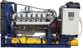 Дизельгенератор трёхфазный АД300-Т400-1Р