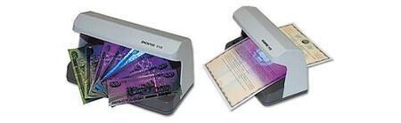 УФ-детекторы банкнот просмотровые DORS 115