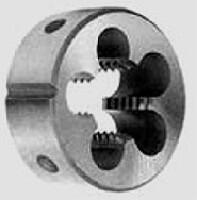 Плашки круглые для метрической резьбы