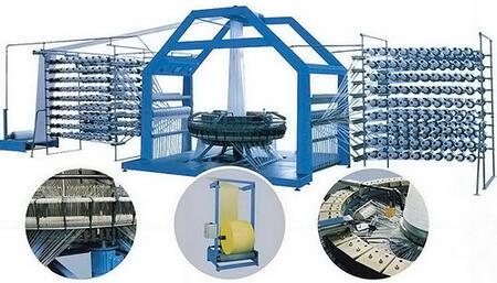 Оборудование для производства полипропиленовых мешков и биг-бэгов