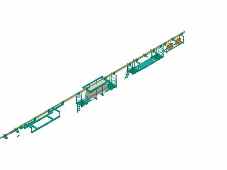 Монорельсовые платформы для оборудования