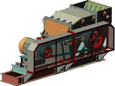 Установка дробильно-классификационная ДКУ1-М100