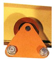 Тележка холостая для тали CD (тележка для ворот) г/п 3,2 т