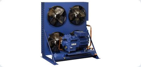 Агрегаты компрессорно-конденсаторные