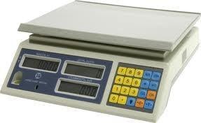 Весы торговые электронные серии ВСП-3Т