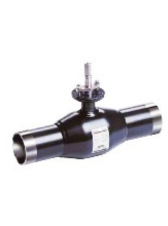 Шаровый регулирующий клапан РУ 40 Vexve