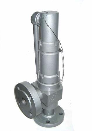 Клапаны предохранительные стальные Ру 63