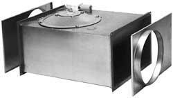 Вентиляторы канальные  RK и RKC