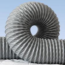 Воздуховод из винилискожи, виниуретана, ПВХ для удаления газов и мелкого абразива