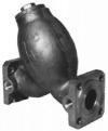 Фильтр газовый сетчатый ФГ-50С