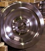 Колеса металлические
