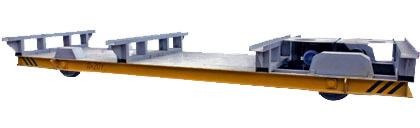 телега грузовая грузоподъемностью от 50 до 100 тонн
